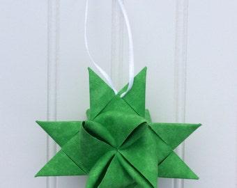 Froebel German Star Ornaments
