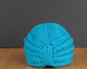 Preemie/Premature/Baby Doll Knit Hat