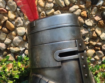 Iron Helmet Resin Kit