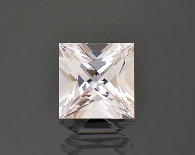 SALE EVENT! Radiant White Princess Danburite Gemstone from Russia 8.65 cts