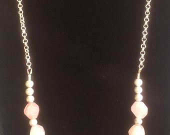 Love and Happines Necklace