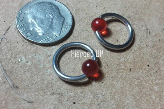 14g conch ring