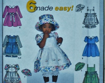 Simplicity 6 n 1 made easy pattern