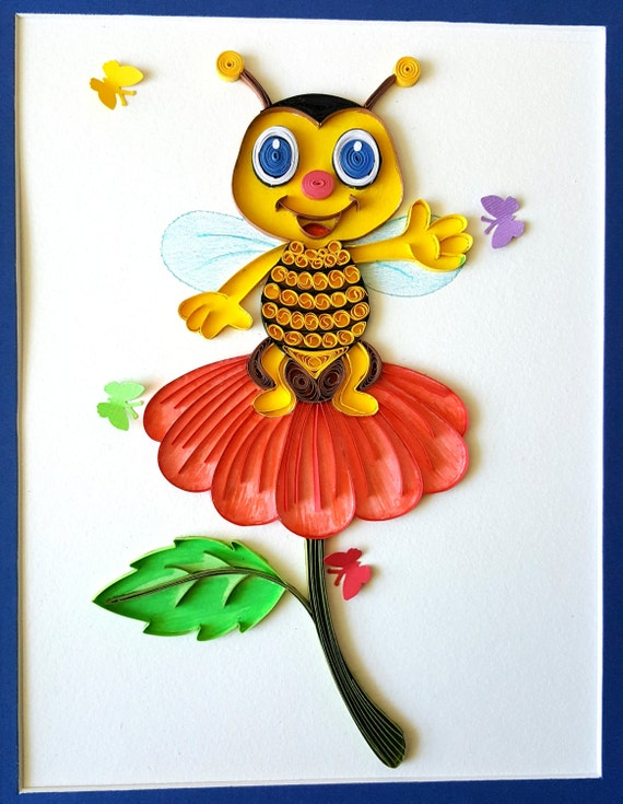 Bumble Bee Nursery decor, baby shower, decorations, home decor, wall decor, bee gift, Bee print, Bee poster, Bee wall art, Bumblebee decor
