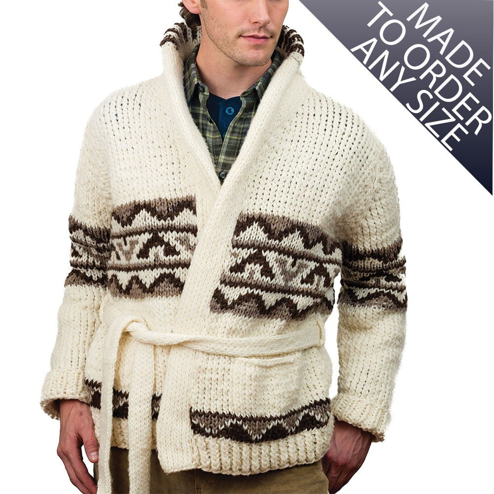 Starsky Sweater Custom Made Starsky & Hutch cardigan Sweater