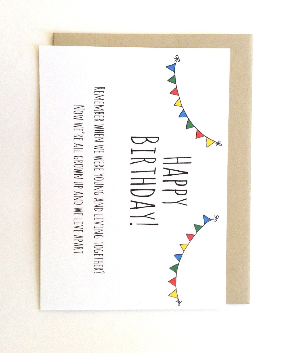 Funny Happy Birthday Cards For Sister happy christmas message greeting – Birthday Card for Brother from Sister