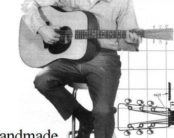 Build Your Own Guitar Plans