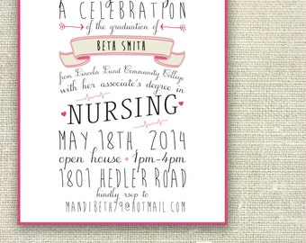 Nurse graduation Etsy