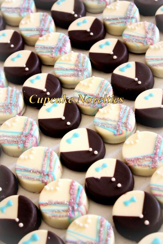 Bride Groom Edible Wedding Favors Chocolate Oreos Cookies Gift