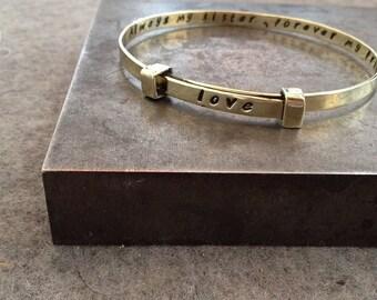 Gift For Sister, Sister Birthday Gift, Birthday Gift, Sisters Gift, Sister Gift, Sister Present, Gifts For Sister, Sister Bracelet, b252BR