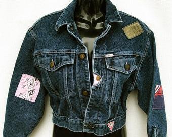 Vintage 90s Nike Windbreaker Jacket Teal Purple By