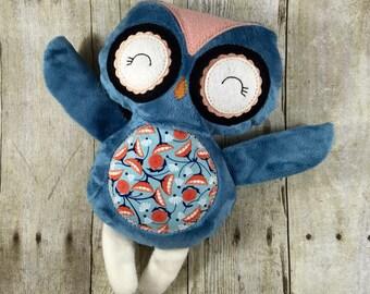 Owl Plush - Stuffed Owl