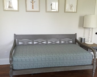 fitted daybed cover with in twin twin xl orfull custom