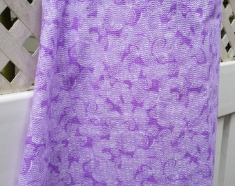 Nursing Cover Up/breastfeeding --Tutti Fruiti--Butterfly Print