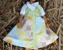 Lammily Flour Sack Dress- 1930s design