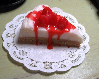 Strawberry Cheesecake Candles