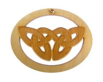 Celtic Knot Ornament - Irish Ornaments - Celtic Design Ornament- Celtic Ornament - Celtic Symbol - Celtic Knot Designs - Personalized Free