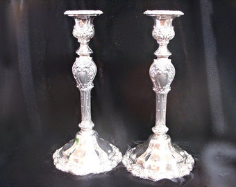 International Silver COUNTESS CANDLESTICK PAIR matching set of two