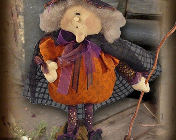 "Featured listing image: Pattern: Wanda - 20"" Witch"
