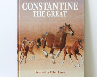 Constantine the Great by AB Banjo Paterson 1st Edition 1985 Australian Literature