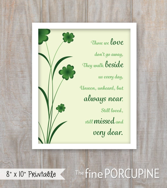 Irish Gift Irish Blessing Irish Saying By Thefineporcupine On Etsy