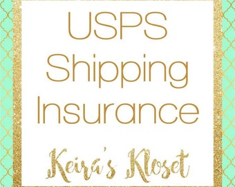 Shipping Insurance Add On