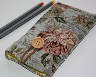 iPhone Upholstery Fabric iPhone 6s/6 case  iPhone 6 Plus sleeve iPhone 6  sleeve iPhone 6se  cover  /Custom made