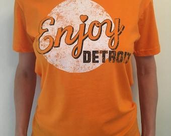 Enjoy Detroit T-Shirt