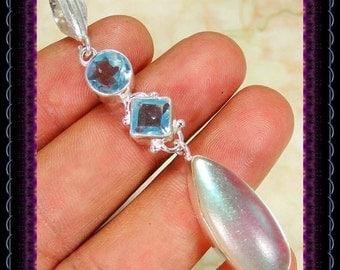 Aqua Mystic Pendant