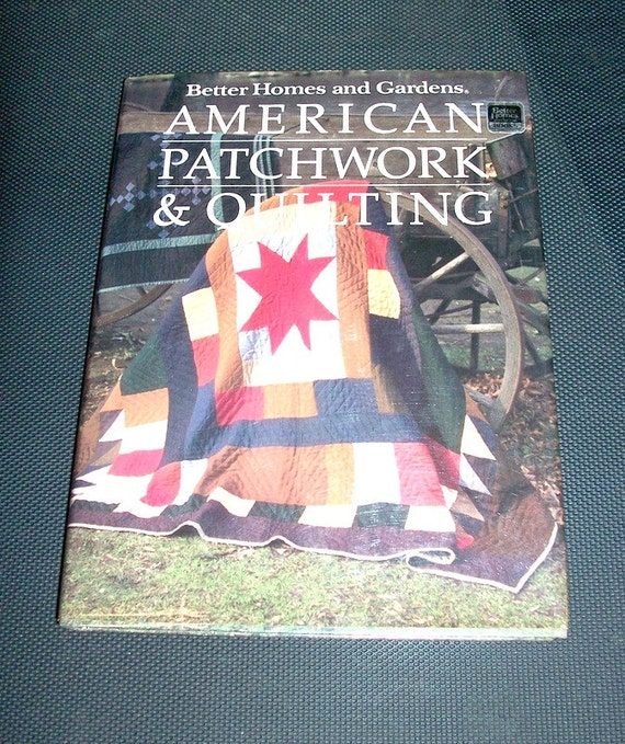 Items Similar To Vintage American Patchwork And Quilting