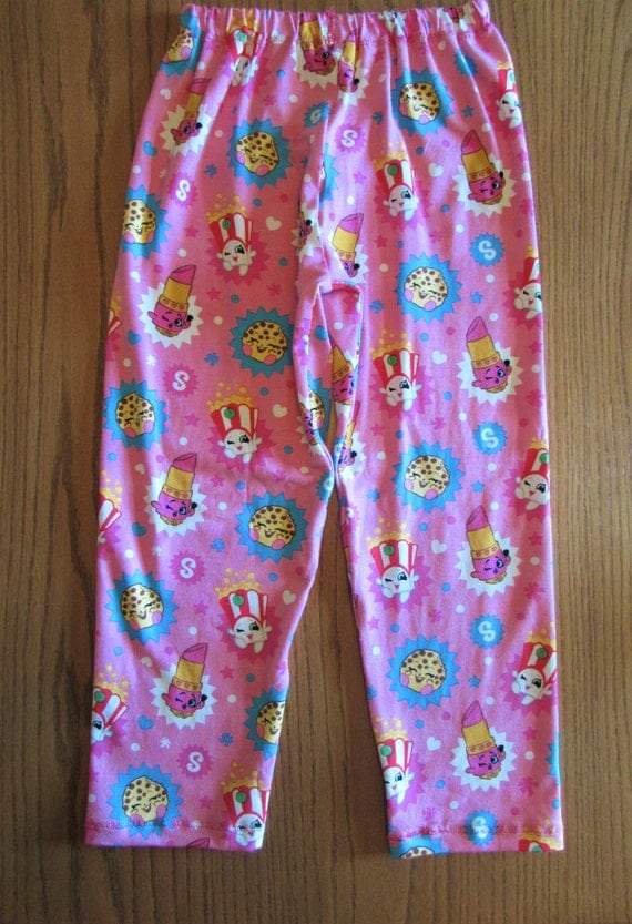 Shopkins pajamas/shopkins knit pajamas/shopkins/shopkins gift/shopkins birthday/mommy and me shopkins/women shopkins/matching shopkins