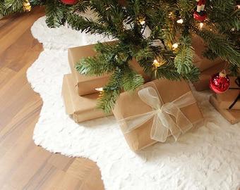 Christmas tree skirt | Etsy