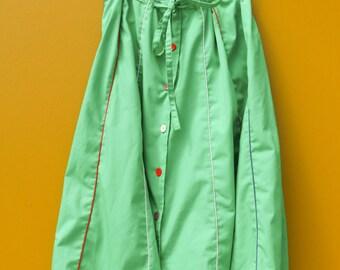 60's Retro Handmade Skirt