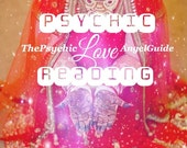 1Hr Love PSYCHIC READING Video format Tarot & Oracle Reading plus bonuses Video format plus .Jpg