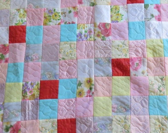 Reduced!  Quilt top-free shipping USA