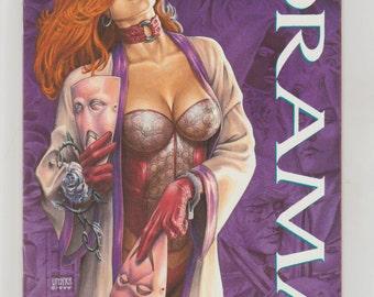 Drama; Vol 1, 1, Dawn One Shot, Modern Age Comic Book.  NM. June 1994. Sirius Entertainment