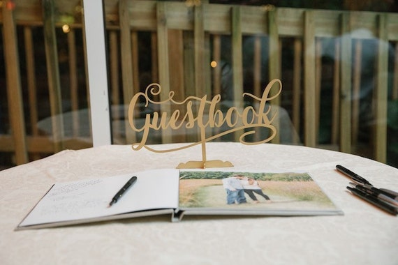 Be Our Guest Sign, Wedding Decor, Guestbook Sign, Wedding Sign, Wedding Guestbook, Reception Sign, Guestbook Table Sign, Wedding Signage