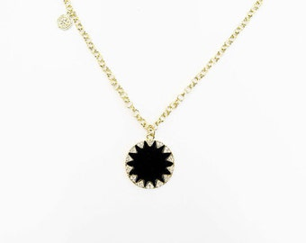 L.A Lady 1960's Inspired Necklace