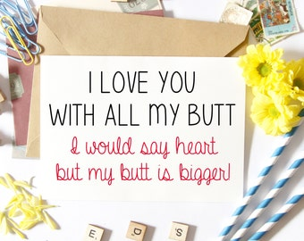 Sexy Boyfriend Card, Sexy Husband Card, Naughty Cards, Sexy Card For Him, Dirty Love Card, Naughty Boyfriend, Gifts For Boyfriend