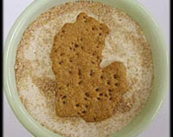 Michigan MItten Cookie treat bags