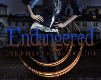 SALE!!! Endangered, Daughter of Hades: Book 1 Paperback by Dani Hoots