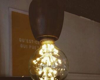 Vintage G80 LED light bulb