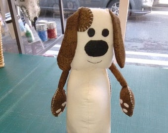 Patches The Dog Soft Toy or Nursery Decor