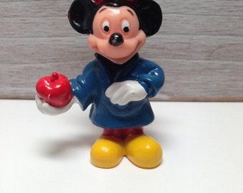 Vintage Mickey Teacher Figure