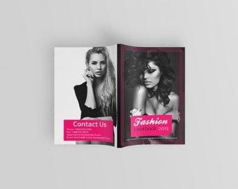 Fashion LookBook 2015 Template