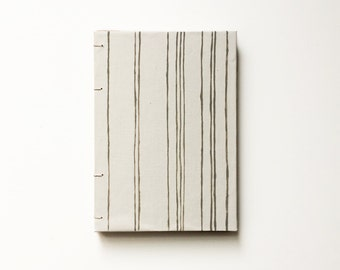 Striped Sketchbook