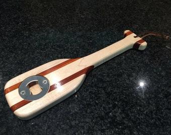 Canoe Boat Paddle Bottle Opener - The Oarpener™