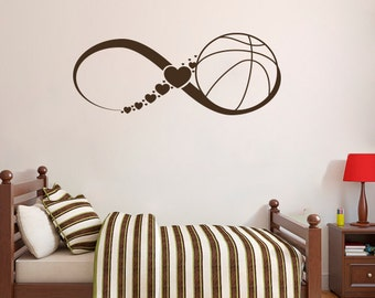 Infinity Sign Decal Etsy