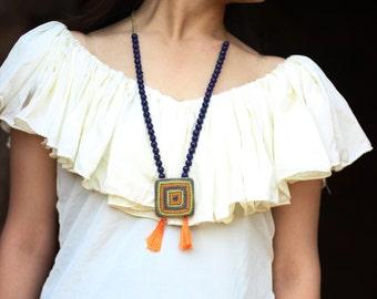 Voodoo necklace