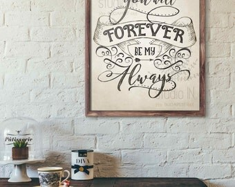 1 Year Wedding Gift Etiquette : wedding art rustic anniversary gift wedding photo prop rustic art ...